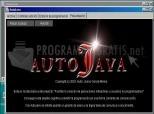 AutoJava 12/05/2007