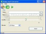 Imagen principal de Video MP3 Extractor