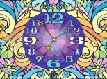 Blossom Clock Screensaver 3.1