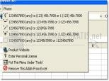 Excel Phone Number Format 7.0