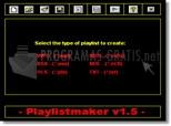 Télécharger Playlistmaker 1.5