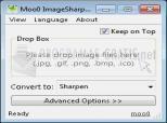 Moo0 Image Sharpener 1.01