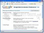 Imagen de Google Web Accelerator