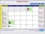Web Page Calendar 2.9.4