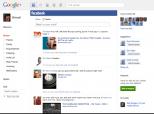 Google + Facebook 0.72