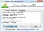 Imagen de MSN Password Cracker
