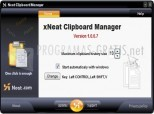 xNeat Clipboard Manager 1.0.0.7