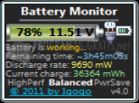 Imagen de Battery Monitor