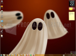 Imagen principal de Halloween Windows 7 Theme
