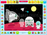 Sticker Activity Pages