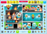 Sticker Activity Pages 6: Superheroes