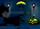 Imagen principal de Gato negro de Halloween