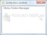 Sticky Notes Manager 1.01