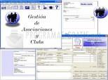 Asociaciones y Clubs 2012   7.0