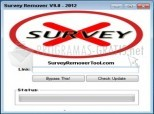 Imagen de Survey Remover Tool