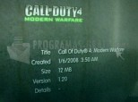 Call of Duty 4: Modern Warfare Patch 1.7