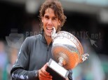 Nadal, Campeão de Roland Garros