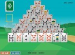 Golfer Tower Solitaire