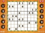 Hard Thanksgiving Sudoku