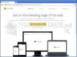 Imagen de Google Chrome Canary