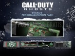 Call of Duty : Ghosts - Festive Personalization Pa