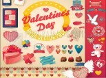 Free Valentines Vector Pack