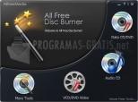 Free Disc Burner Platinum 4.1.5