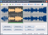 Free MP3 Cutter and Editor 2.6