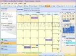 Efficient Calendar Network 3.70