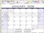 Excel Calendar Template 1.4.2