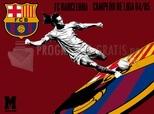 Download Fondo de Escritorio FC Barcelona
