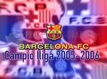 F.C. Barcelona Campeões da Liga 2006