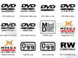 Droppix CD/DVD Symbols Pack