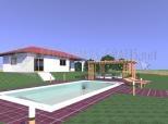 Diseño de Casa y Jardin 3D 2.0