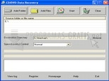 CD DVD Data Recovery 1.1