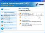 Imagen principal de Paragon Partition Manager