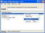 Nodus CD-Key Manager 3.0