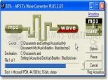 Acoustica MP3 To Wave Converter Plus 2.6.25