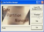 Cute Partition Manager 0.9.8