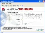 Kaspersky Anti-Hacker 1.8.180