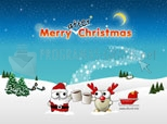 ALTools Merry After Christmas Wallpaper