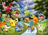 Imagen de Bosque Pokemon