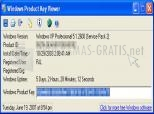 Download Windows Product Key Viewer 1.02