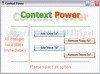 Download context power