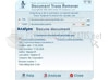 SCARICARE document trace remover