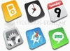 DOWNLOAD comic iphone icons