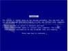 Download blue screen virus creation