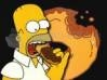 Download homer simpson donut