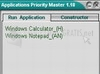 DOWNLOAD applications priority maste