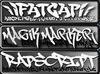 SCARICARE graffiti fonts free collection